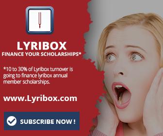 Lyribox Music Store