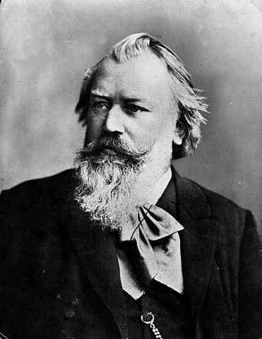 <center>Johannes Brahms</center>