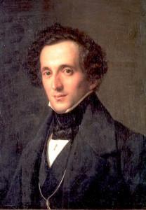 <center>Felix Mendelssohn</center>